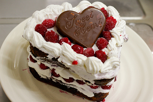 cake, chocolate, heart, love, sweet, yummy
