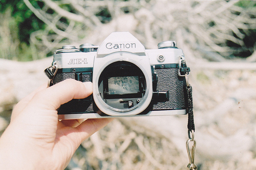 camera, canon, film, indie, photography