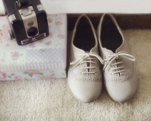 camera, cute, floral, photography, pretty, shoes, vintage