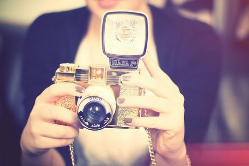 camera, girl, hey, love, nails, photo, picture, pretty, summer, take, vintage, yeah