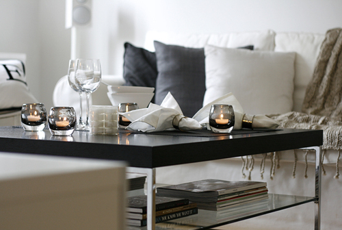 candle, interior, pillow, room
