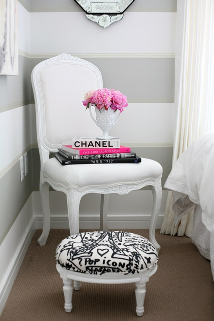 chair, chanel, decor, home, luxury