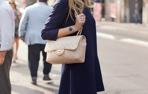 chanel, chanel bag, dress, fashion, outfit