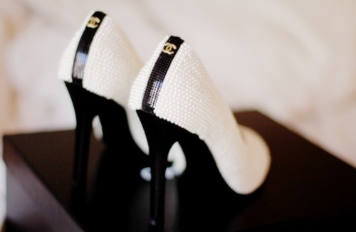 chanel, chanel shoes, fashion, high heels