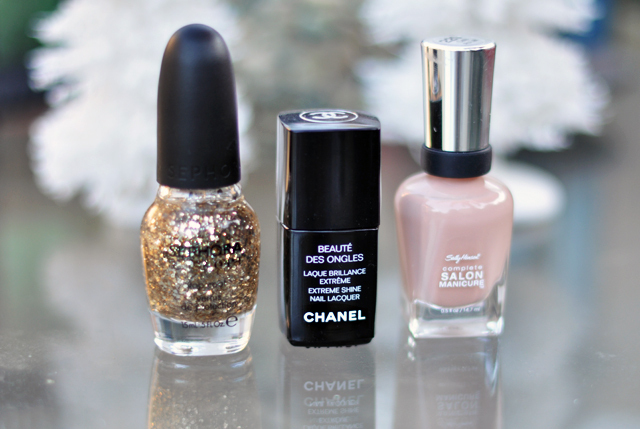 chanel, colour, cute, glitter, gold