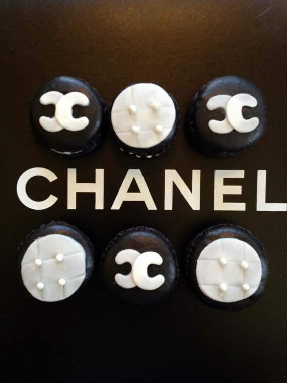 chanel, dessert, eat, eating, escape