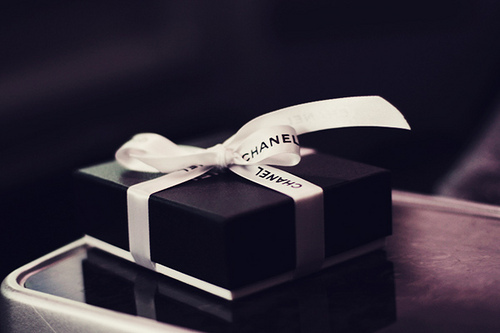 chanel, fashion, gift, life, present