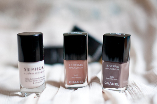 chanel, nailpolish, nails