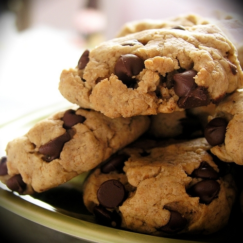 chocolate, chocolate chip cookies, cookies, i was born a champion, yummi
