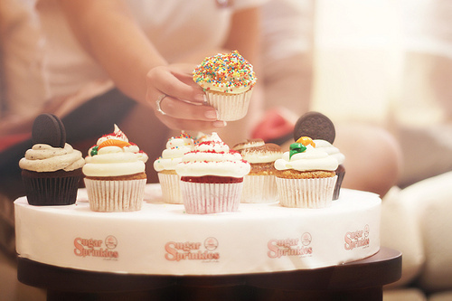 chocolate, colorful, cookies, cool, cupcake