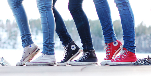 chucks, colorful, converse, cute, dope