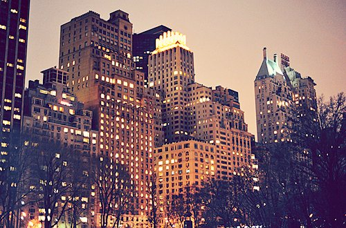 city, cute, fashion, lights, love