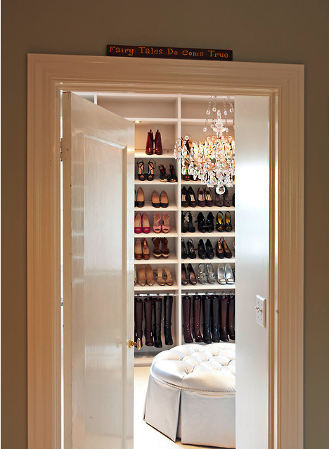 closet, door, heels, room, shoes