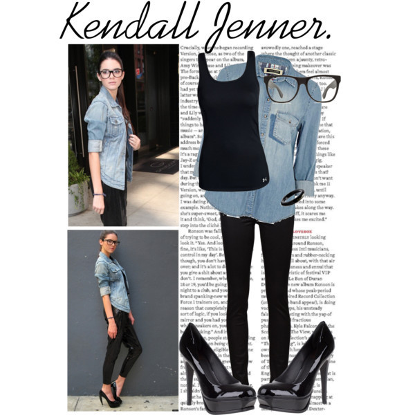 clothes, design, fashion, jenneration, kendall, kendall jenner, outfit, polyvore, set