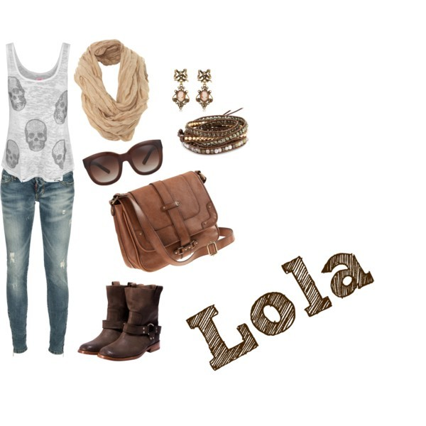 Clothes outfit polyvore