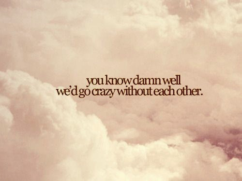 clouds, cool, crazy, photography, quote, sky, text