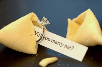 cockie, marry me, romantic, wedding