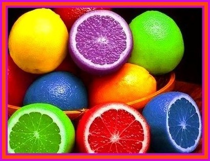 color, colorful, fruit, rainbow