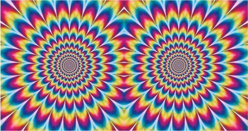 colorful, psychedelic, rainbow, trippy
