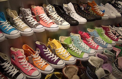 colors, converse, cute, shoes