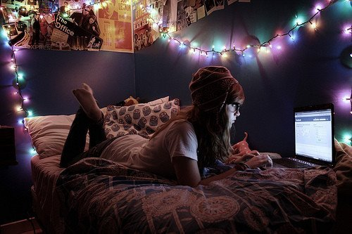 cool, cute, lindo, love, pink, room