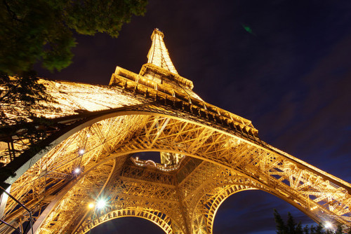 cool, eiffel tower, night, paris, photography