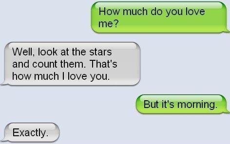 count, harsh, iphone, love, morning, sad, stars, text