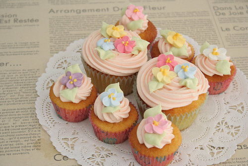 cupcake, cupcakes, cute, cute food, sweet
