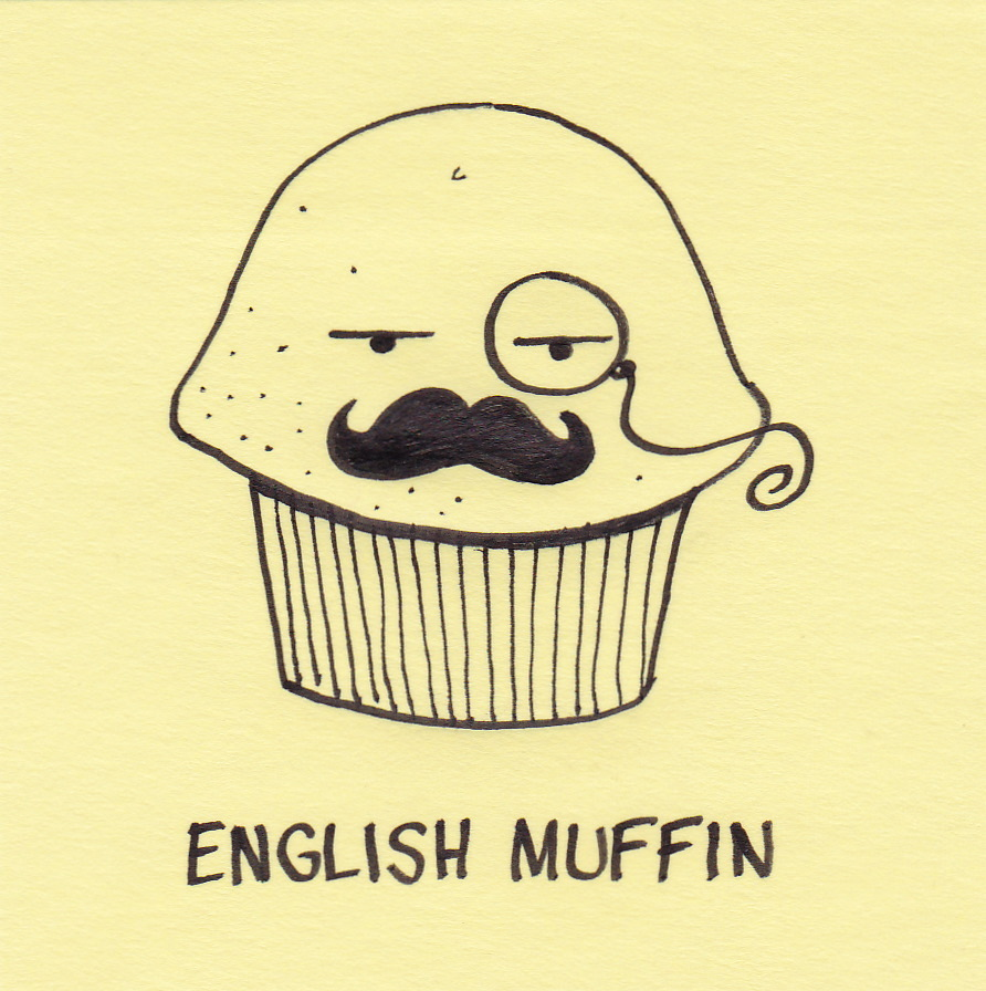 cute, english, love, muffin