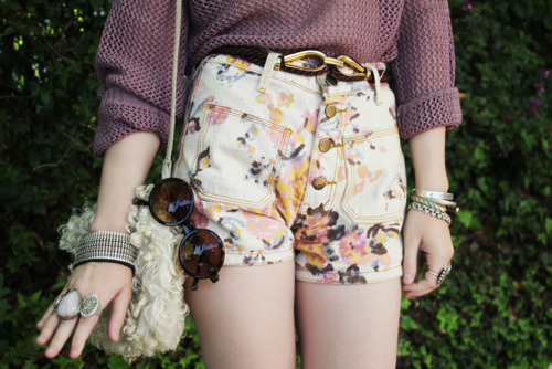 cute, fashion, floral, floral print, florals