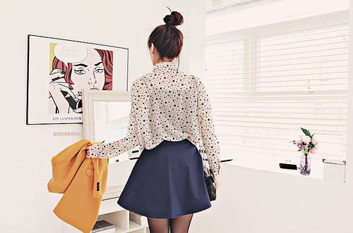 cute, fashion, girl, kfashion, korean