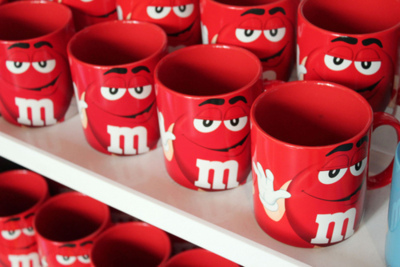 cute, funny, m&m
