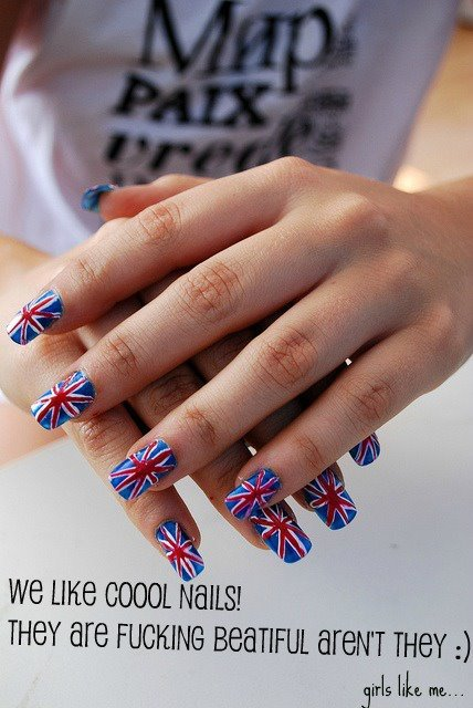 cute, girl, girls like me, nail art, pretty