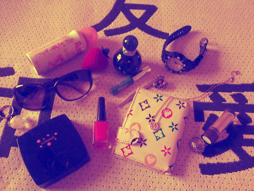 cute, girl, girly, glasses, things, useful, vintage