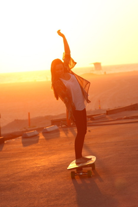 cute, girl, skate, skate girl, summer, top