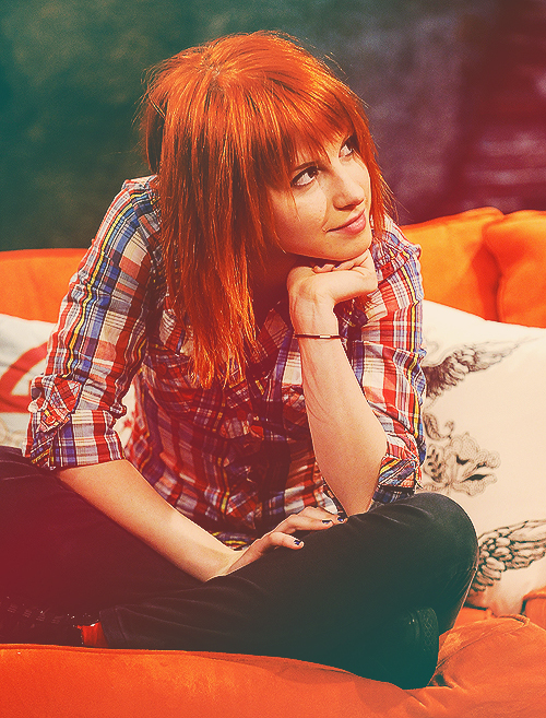 cute, hair, hayley williams, hot, ohmygosh, omg, paramore, pretty, red, so cute, vemk
