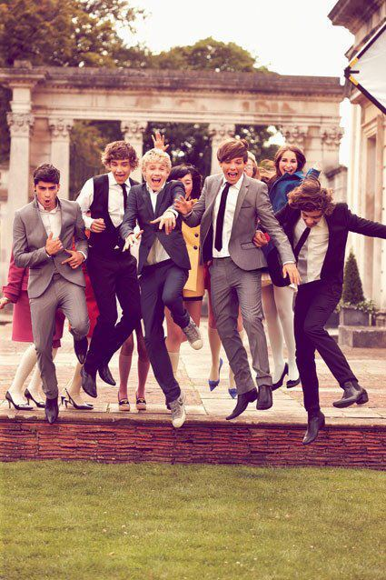 cute, jump, one direction, wonderful