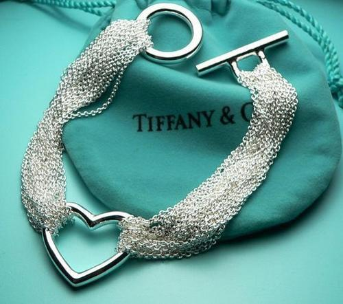 cute, metal, necklace, tiffany and co