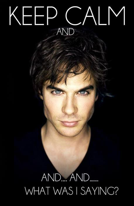 damon, ian, keep calm, somerhalder