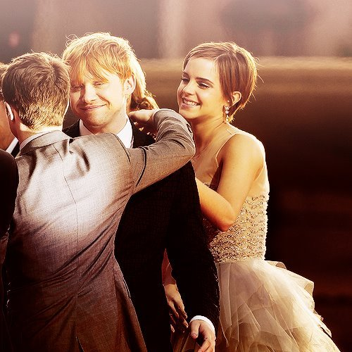 daniel radcliffe, emma watson, harry potter, harry potter cast, harry potter premiere