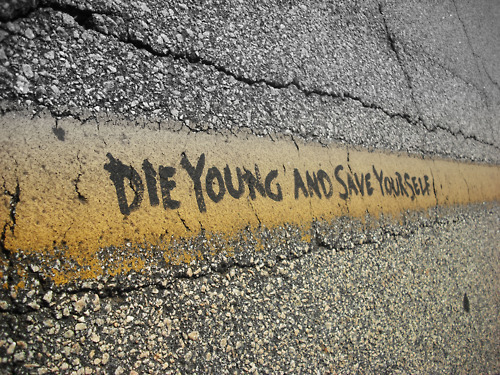 die, photography, safe, street, text