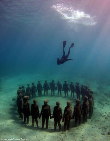 diver, ocean, photography, sea, weird