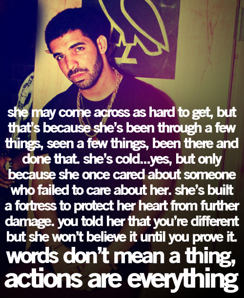 drake, quote, quotes, text