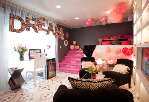 dream, dream room, fashion, girl, girls room, girly, love, pink, places, room