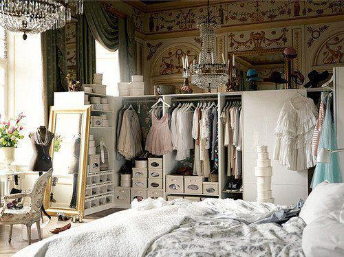 dream, dress, princess, room