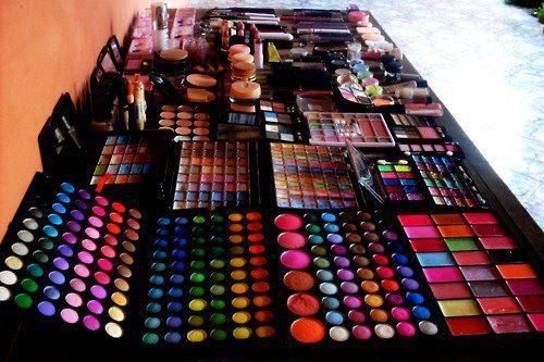 dream, girl, make up