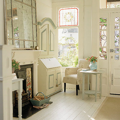dreamy, home, painted, pretty, shabby chic