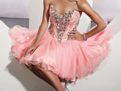 dress, fairy tale, girl, perfect, pink