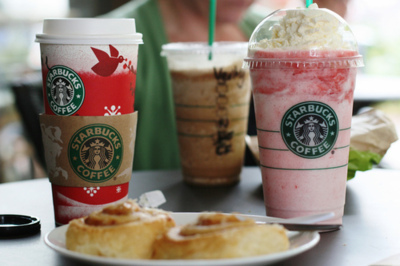 drink, photography, starbucks