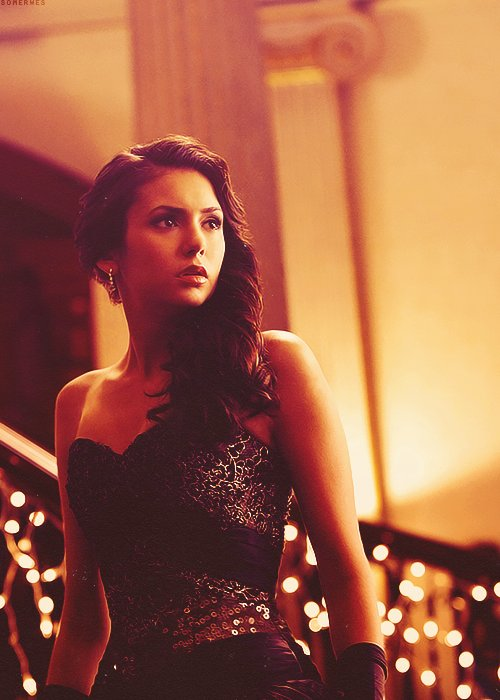elena gilbert, flawless, hair, nina dobrev, the vampire diaries